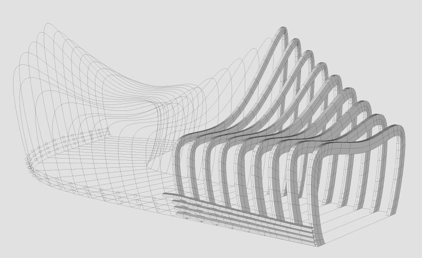 Matthias Pliessnig bench modeling