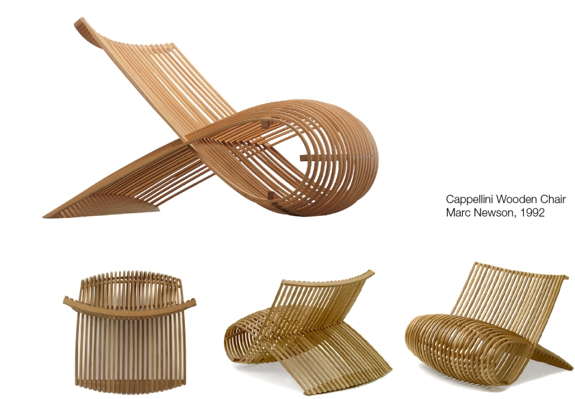 cappellini wooden chair image slide
