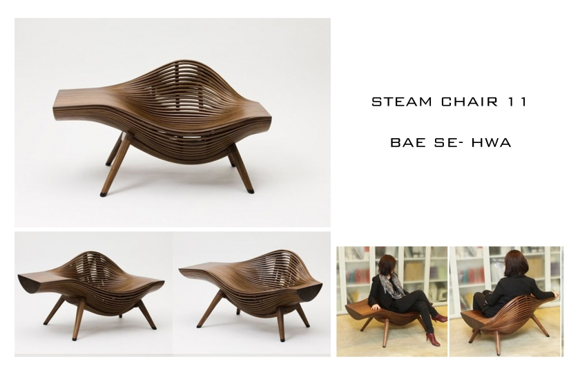 Bae SeHwa's steam chair 11