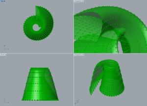 Sea Shell Idea