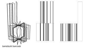 Bandstuhl Barcode