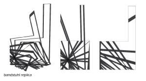 Bandstuhl Replica - Thin