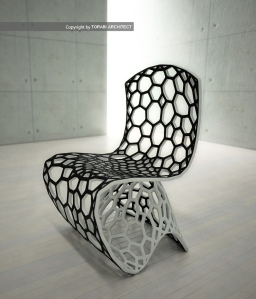 VORONOI CHAIR