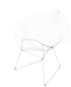 Diamond Chair 02.10