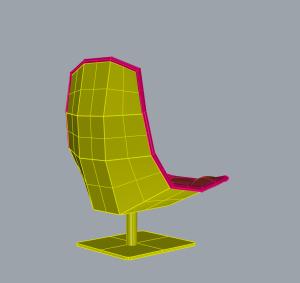 jehs+laub chair_model 02