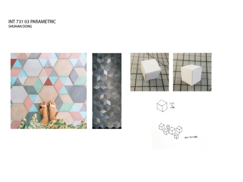 Parametric 2D Interiors