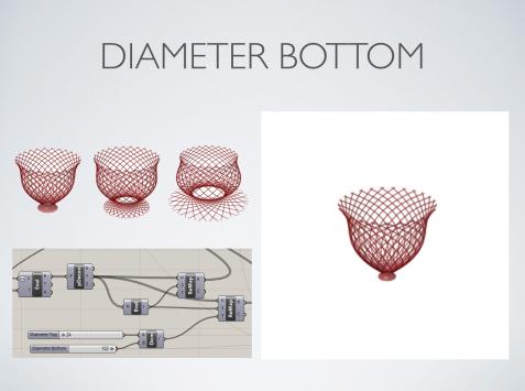Diameter Bottom